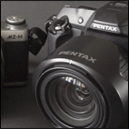 Pentax MZ-M and MZ-S