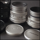 Pentax Limited lenses